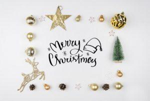 Kerstwens bedrijf