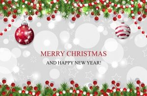 Kerstwens in het Engels